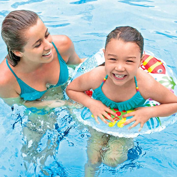 Phao bơi hình tròn size 80cm