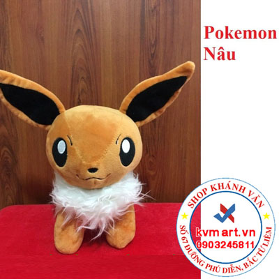 Pokemon Nâu