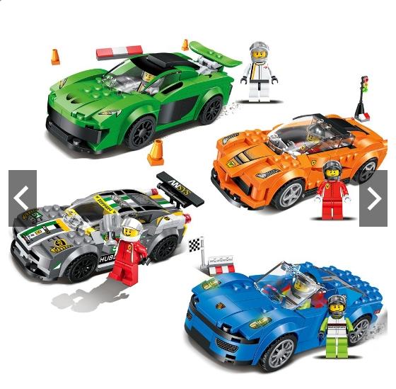Lego Xe đua Speed Champions - Qunlung 0709