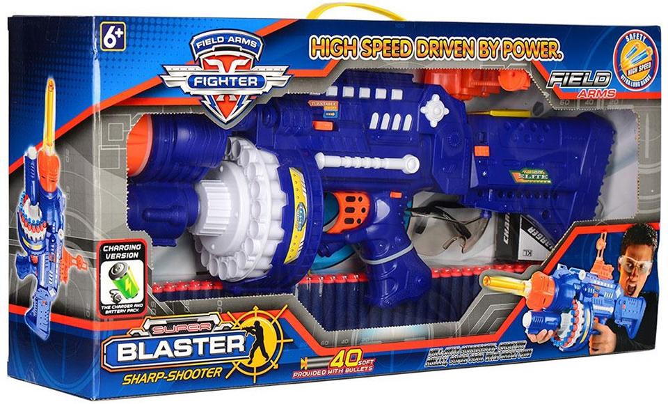 Đồ chơi Súng bắn đạn xốp mút kính - Blaster SB245