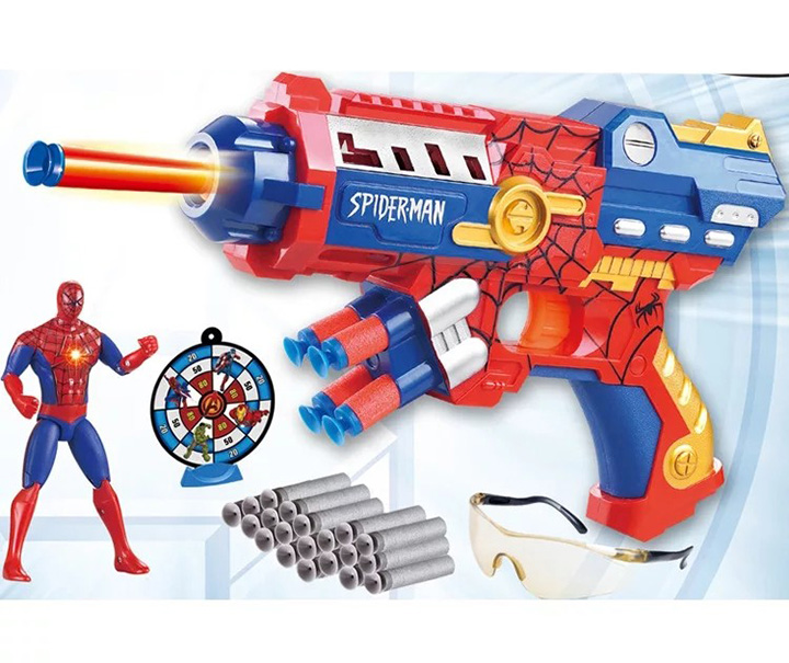 Đồ chơi bắn đạn mút kính cho bé - SB255