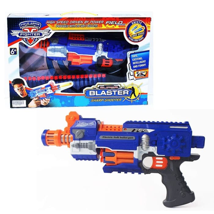 Đồ chơi súng bắn đạn xốp mút kính - Blaster SB330