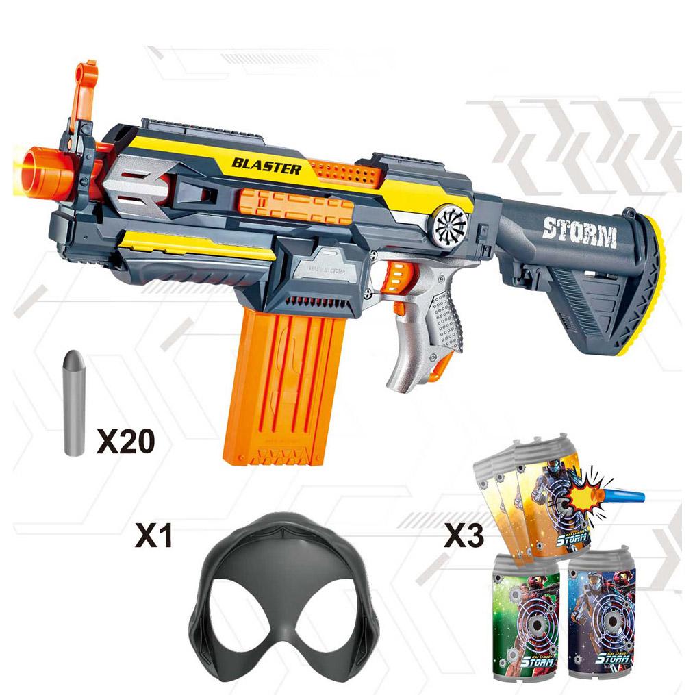 Đồ chơi súng bắn đạn xốp mút kính - Blaster SB489
