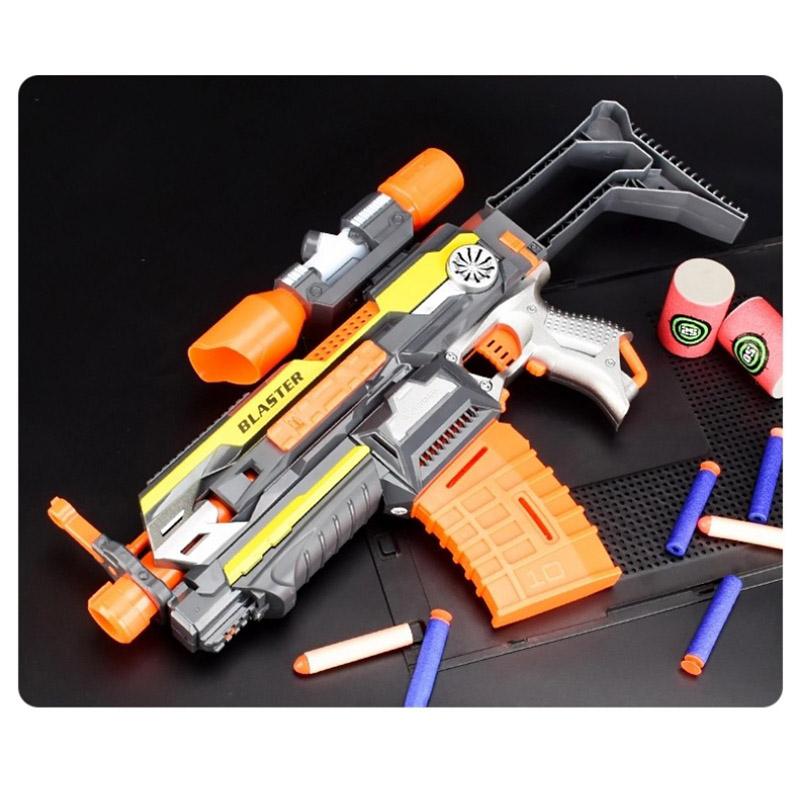 Đồ chơi súng bắn đạn xốp mút kính - Blaster SB539