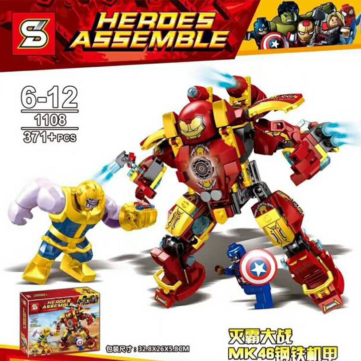 Lego Herodes Assembke - SY1108
