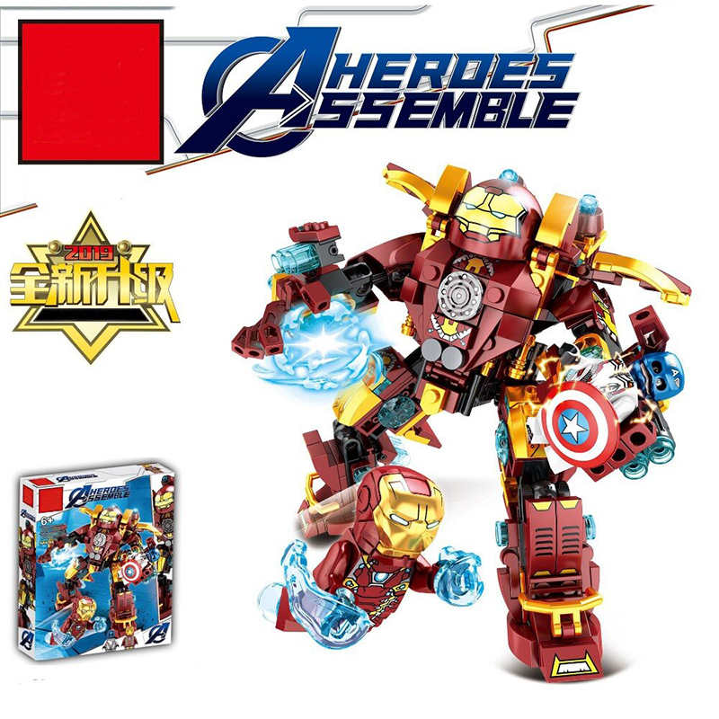 Lego người sắt Herodes Steel Mecha - SY1340