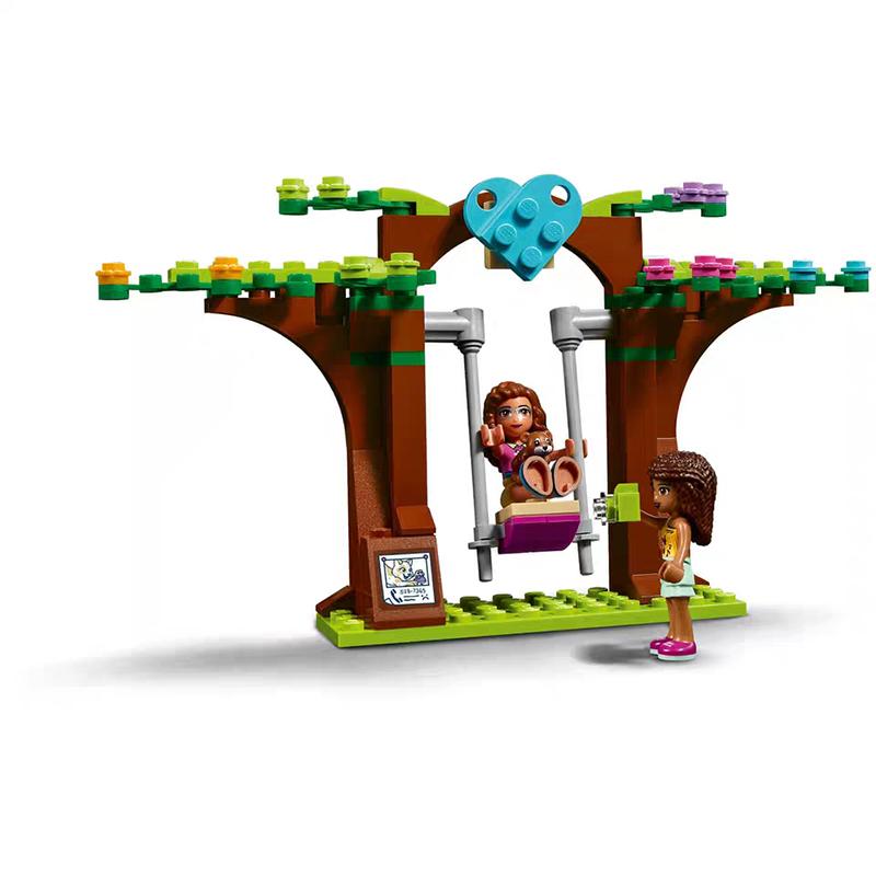 Lắp ráp lego Ngôi Nhà Tình Bạn - SY3012