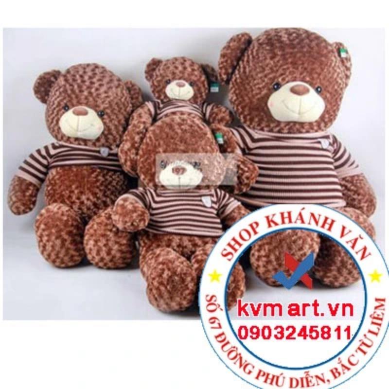 Gấu Teddy Cafe 1m7