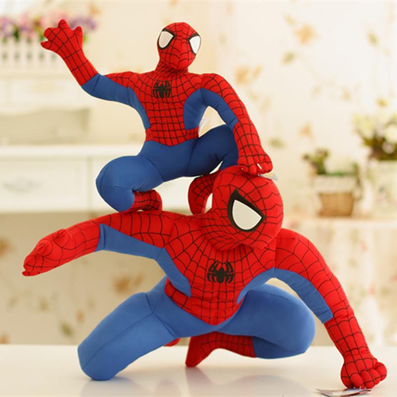 Người nhện bông - 30cm