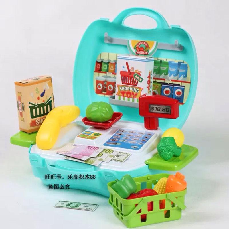 Đồ chơi nhập vai bé bán hàng siêu thị - Bowa 8314