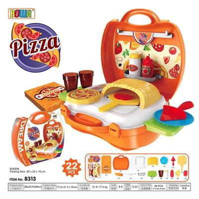 Vali cửa hàng Pizza - 8313