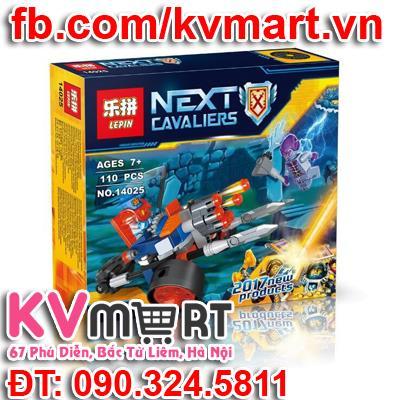 Lắp ráp NextCavaliers14025 (ra mắt năm 2017)