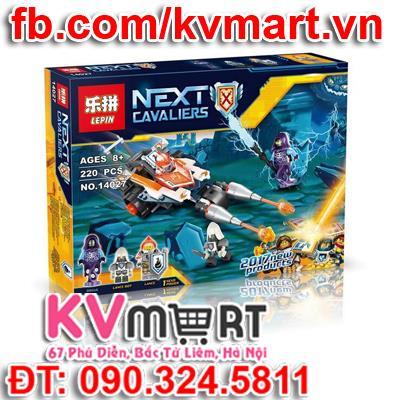 Lắp ráp NextCavaliers14027 (ra mắt năm 2017)