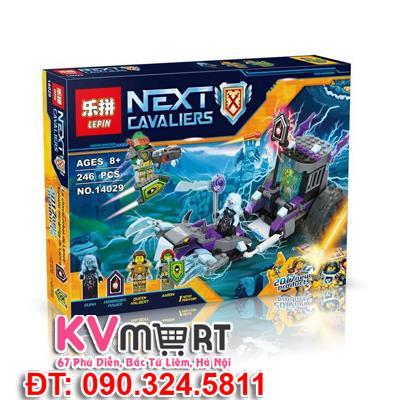 Lắp ráp NextCavaliers14029 (ra mắt năm 2017)