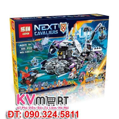 Lắp ráp NextCavaliers14031 (ra mắt năm 2017)