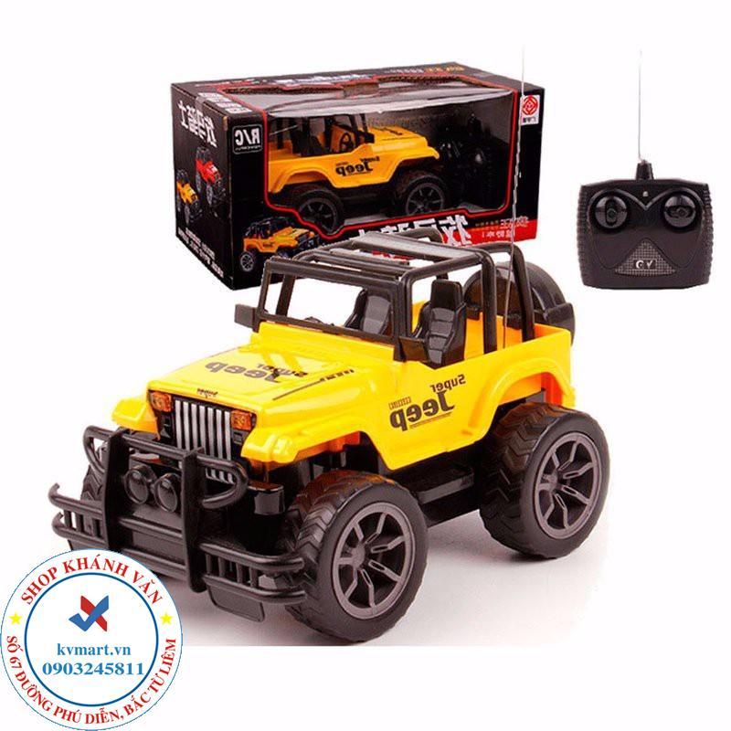 Otô điều khiển jeep 6887