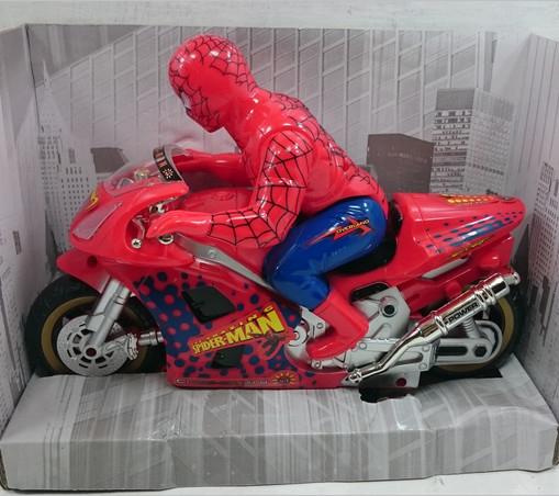 Xe máy superman - 498