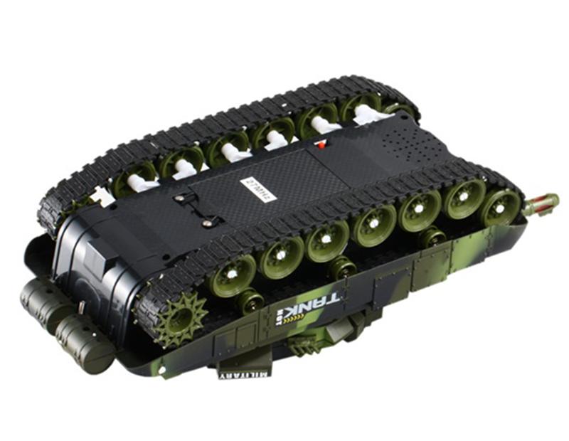 Xe tăng điều khiển pin xạc dài 44cm - 9995