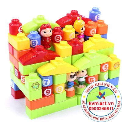 Bộ đồ chơi xếp hình 3328