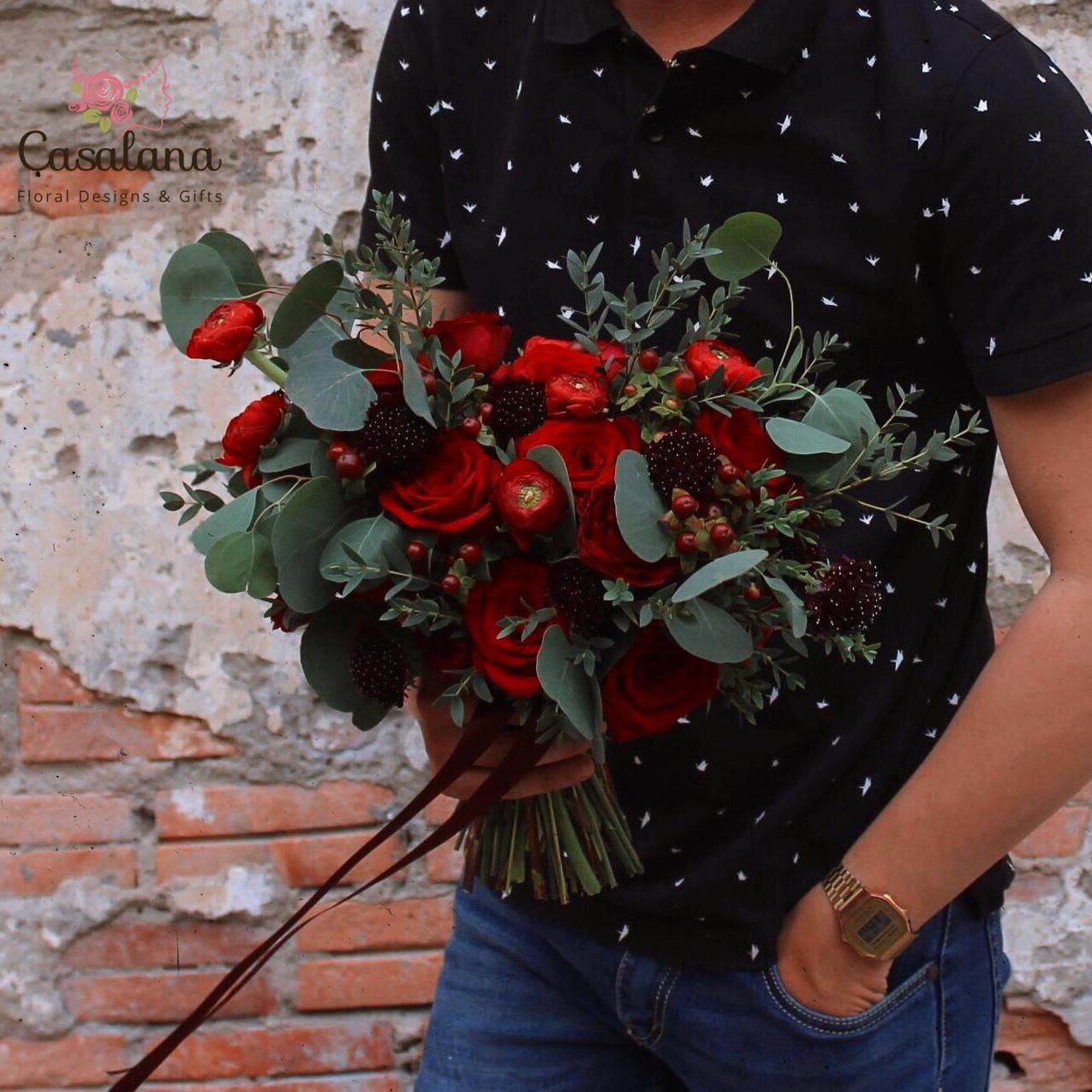 Hoa cưới C0150
