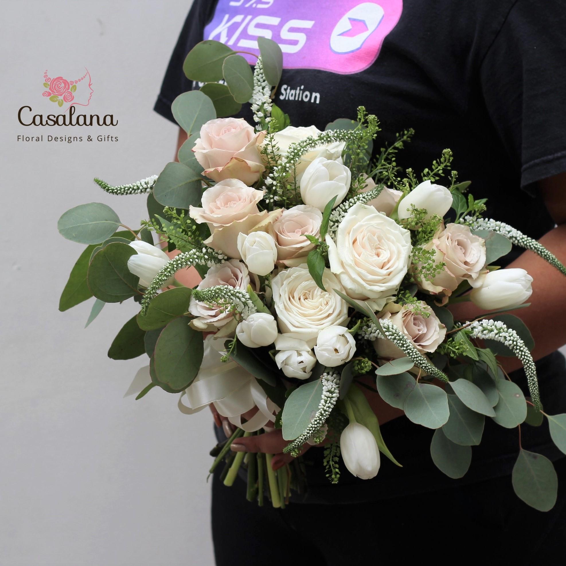 Hoa cưới C0152