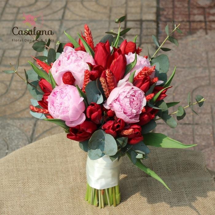 Hoa cưới C0127