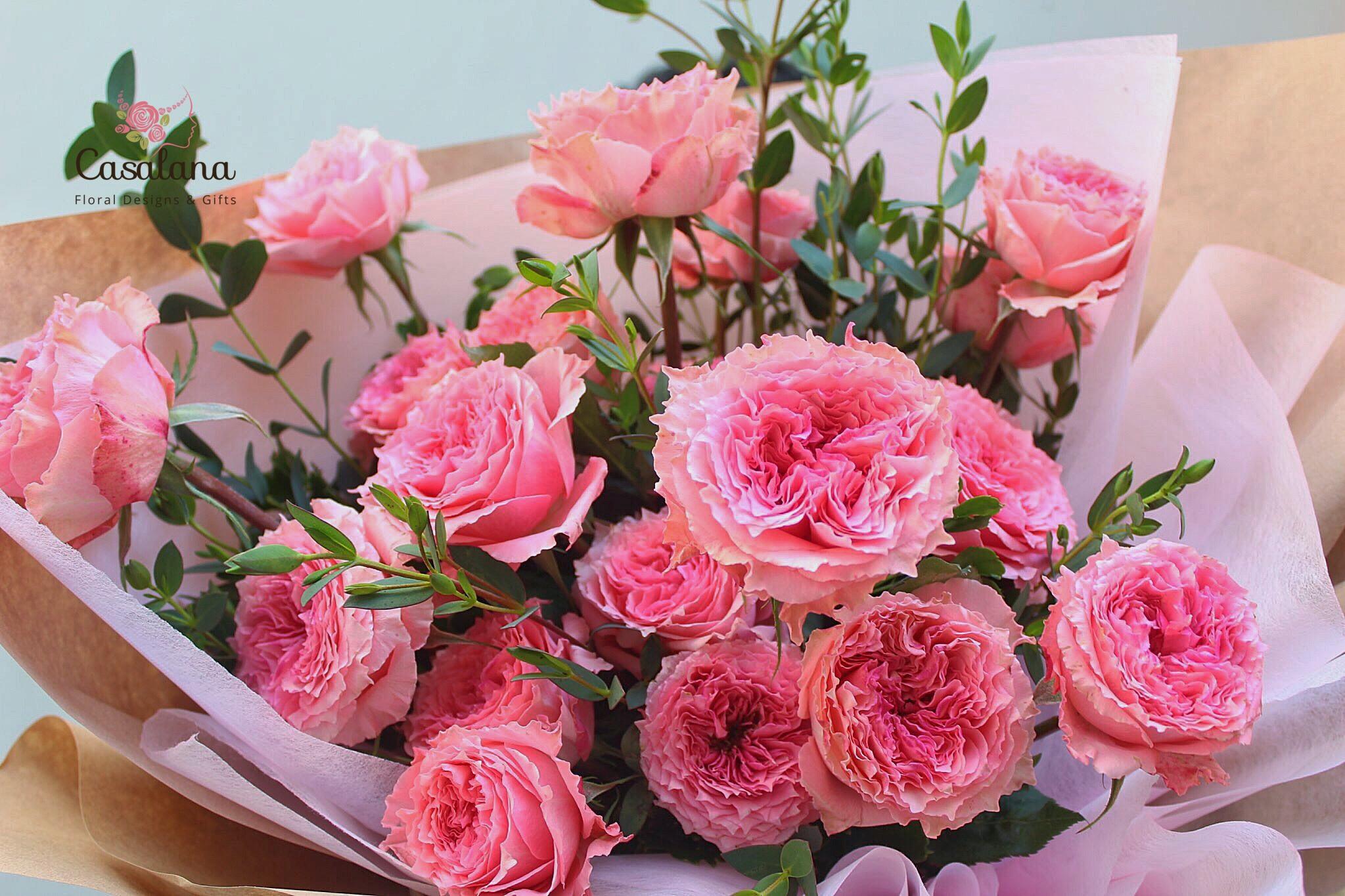 Bó hồng Corona A