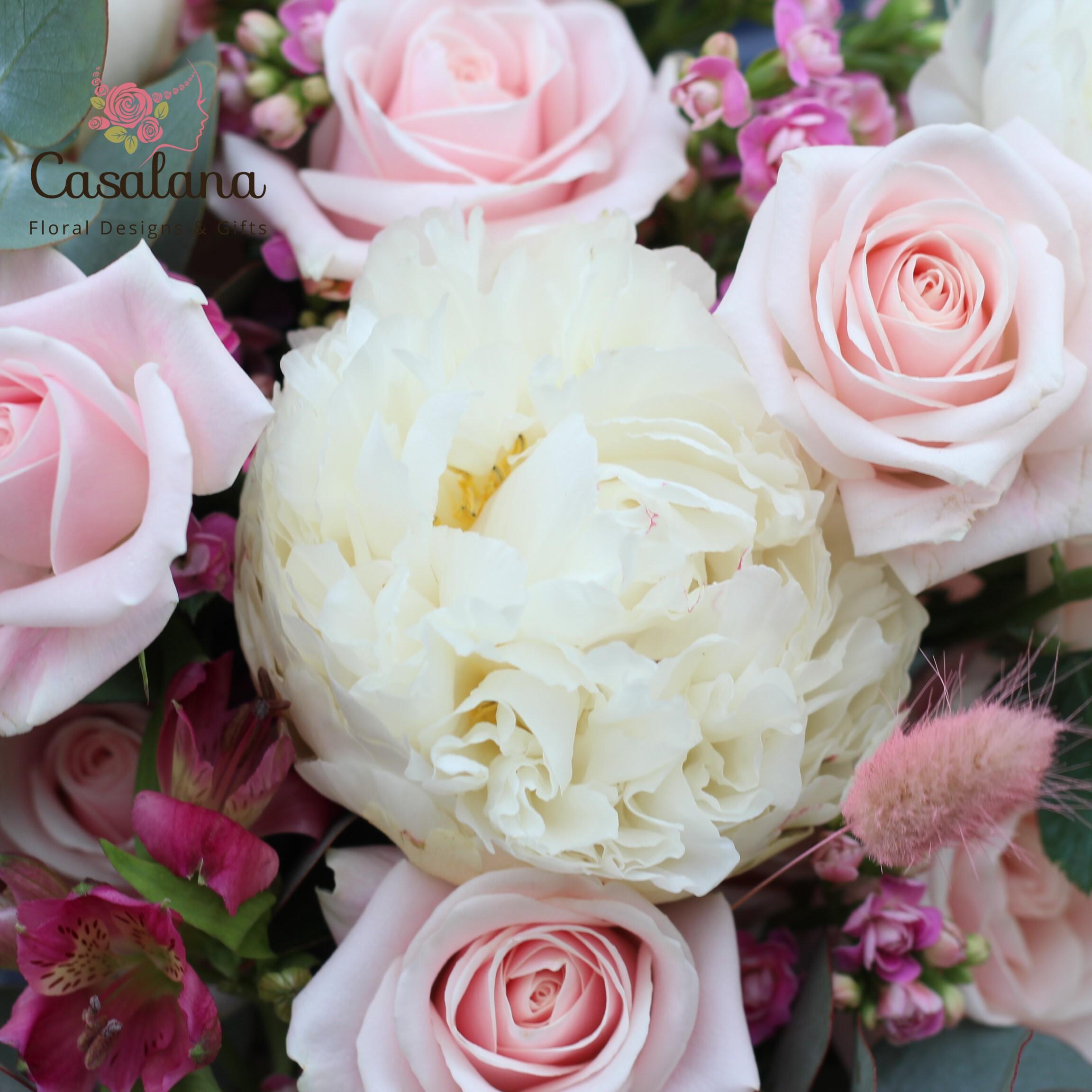 Hoa cưới C0149