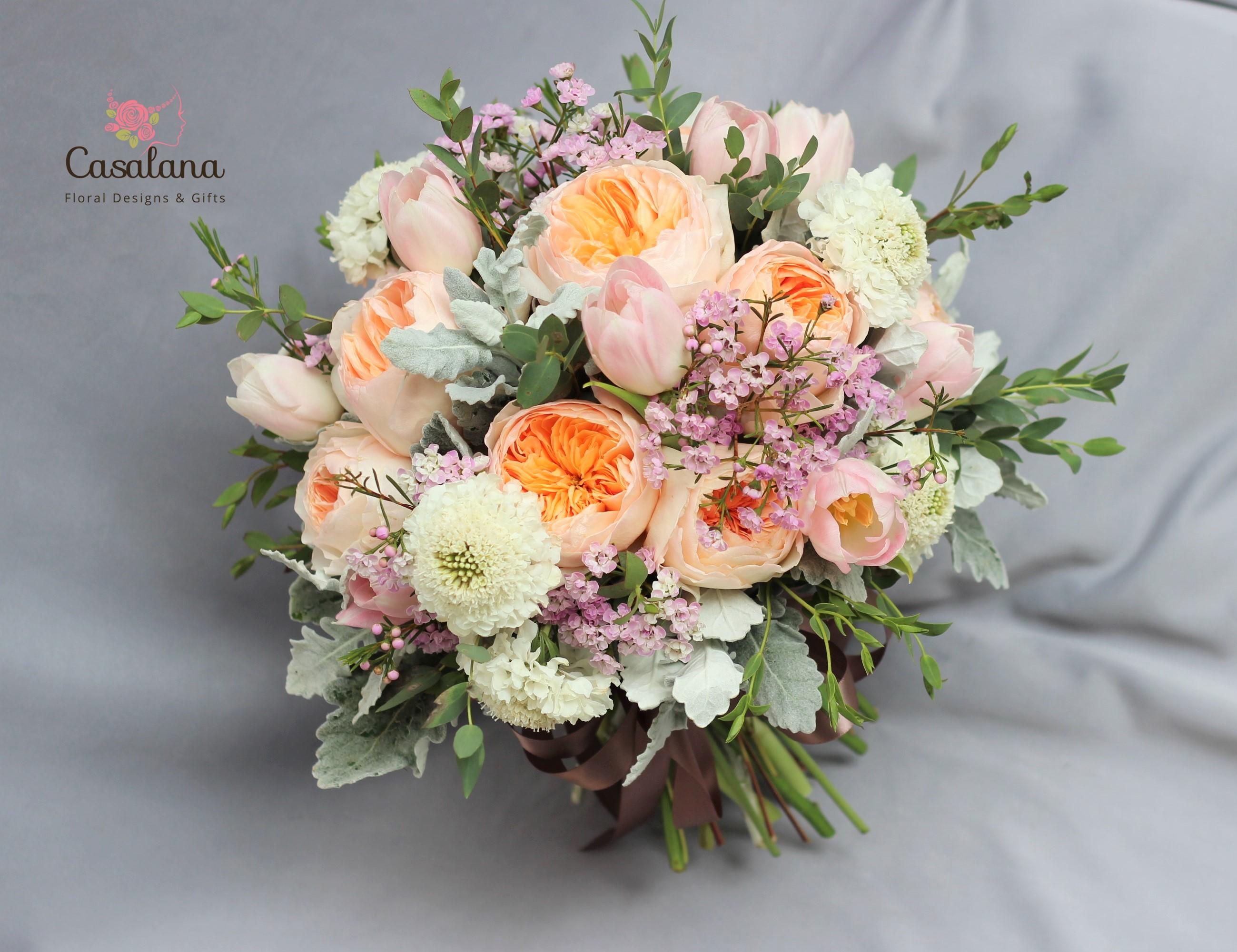 Hoa cưới C0145
