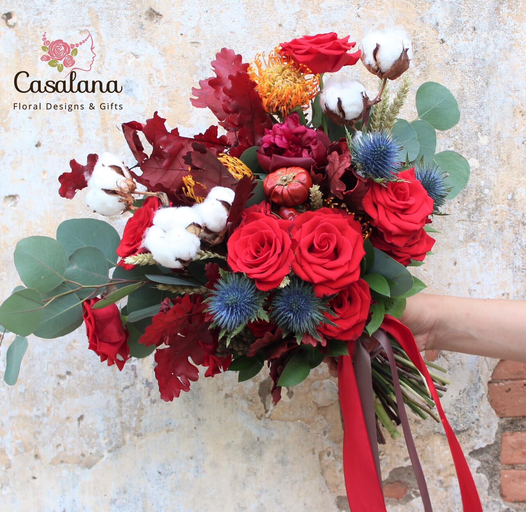 Hoa cưới C0151