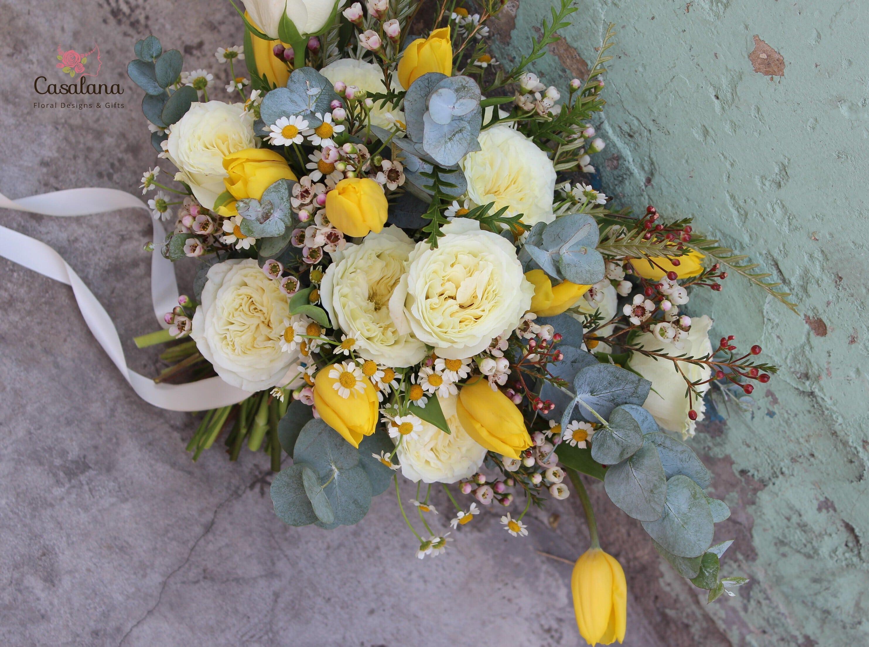 Hoa cưới C0146