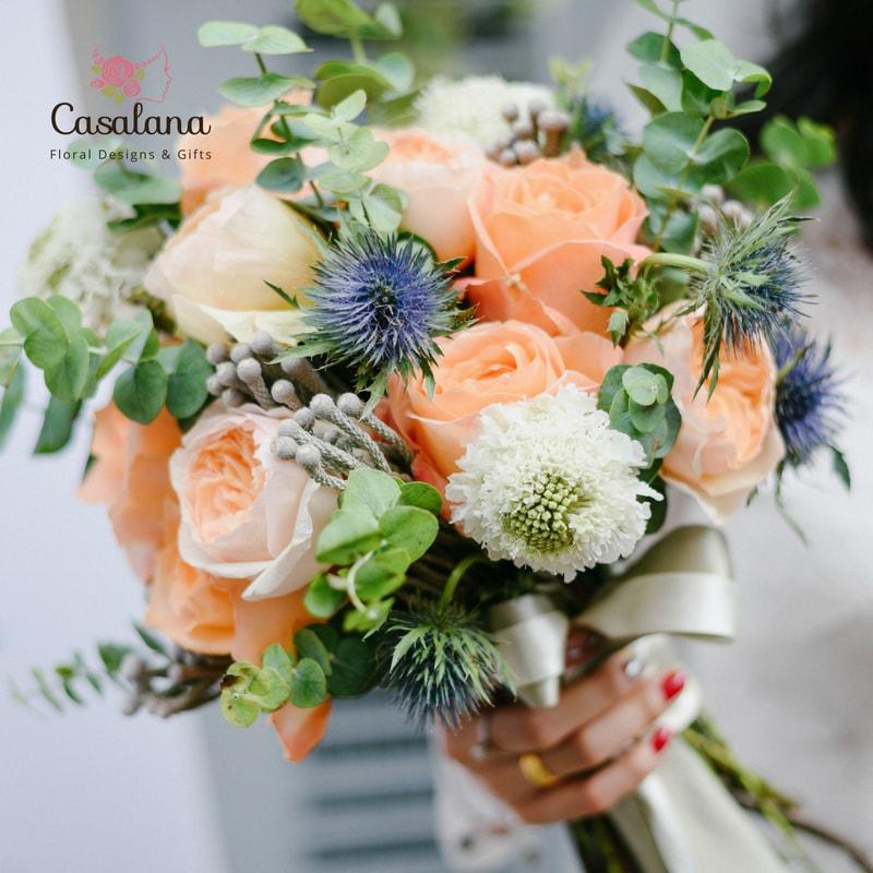 Hoa cưới C0132