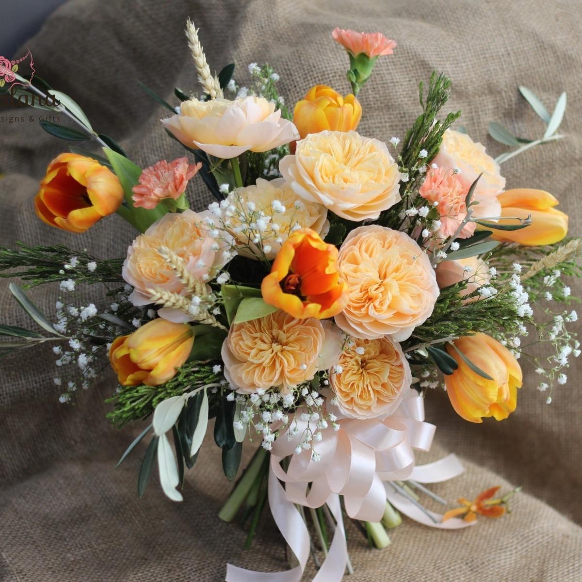 Hoa cưới C0147