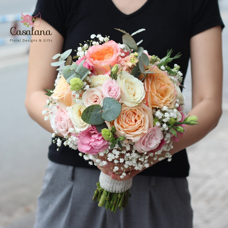 Hoa cưới C0140