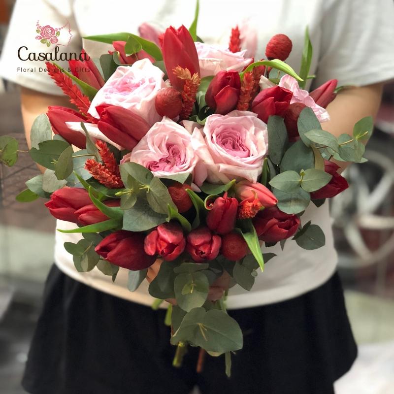 Hoa cưới C0142