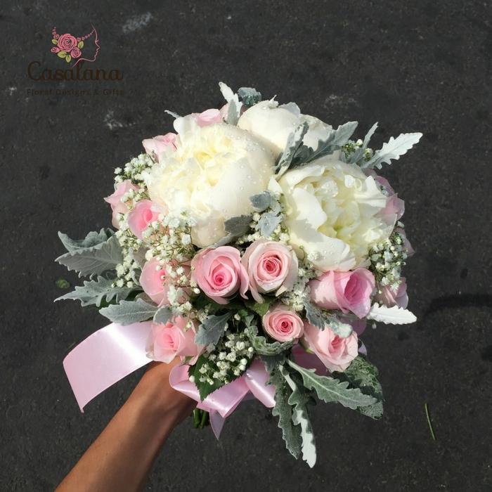 Hoa cưới C0109