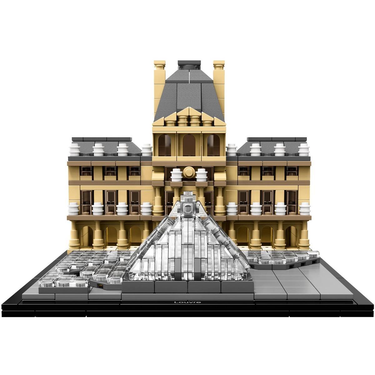 21024 LEGO Architecture Louvre