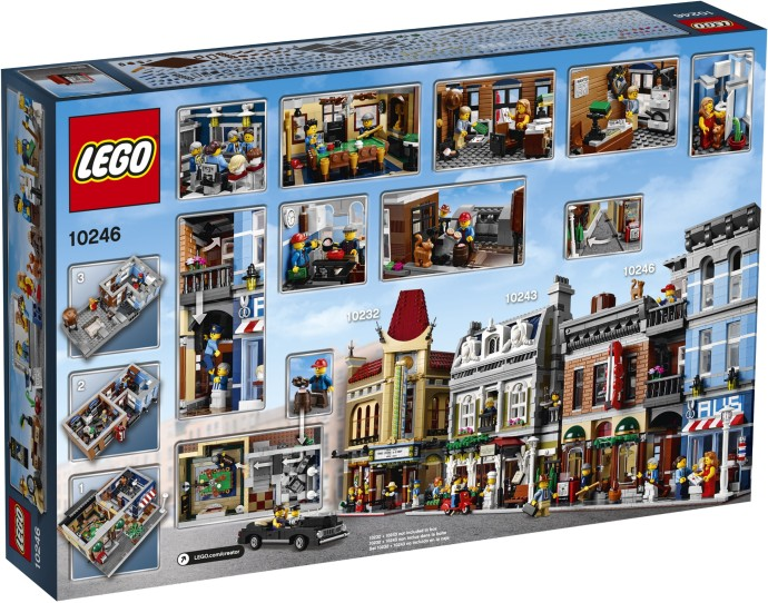10246 LEGO® Detective's Office
