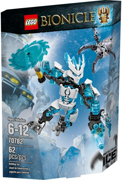 70782 LEGO® BIONICLE Protector of Ice (NEW)