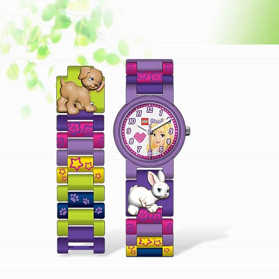 9005190 LEGO® Friends Stephanie Kids' Watch (Đồng hồ LEGO mẫu năm 2013)