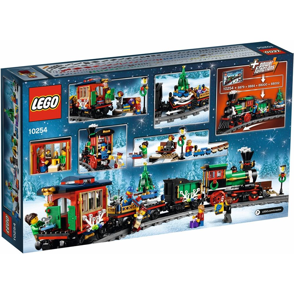 10254 LEGO Winter Holiday Train