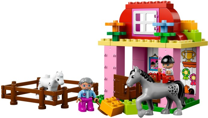 10500 LEGO®  DUPLO Horse Stable