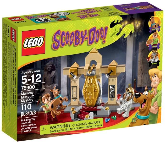 75900 LEGO® Mummy Museum Mystery