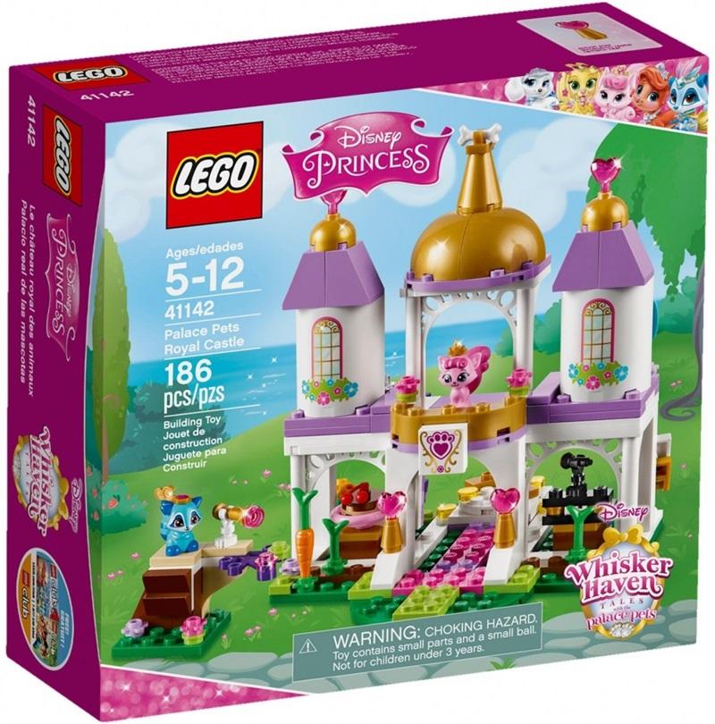 41142 LEGO® Palace's Pets Royal Castle