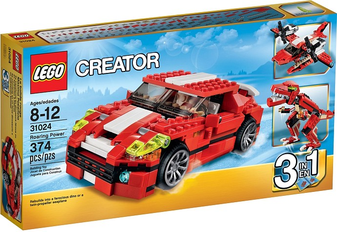 31024 LEGO® CREATOR Roaring Power