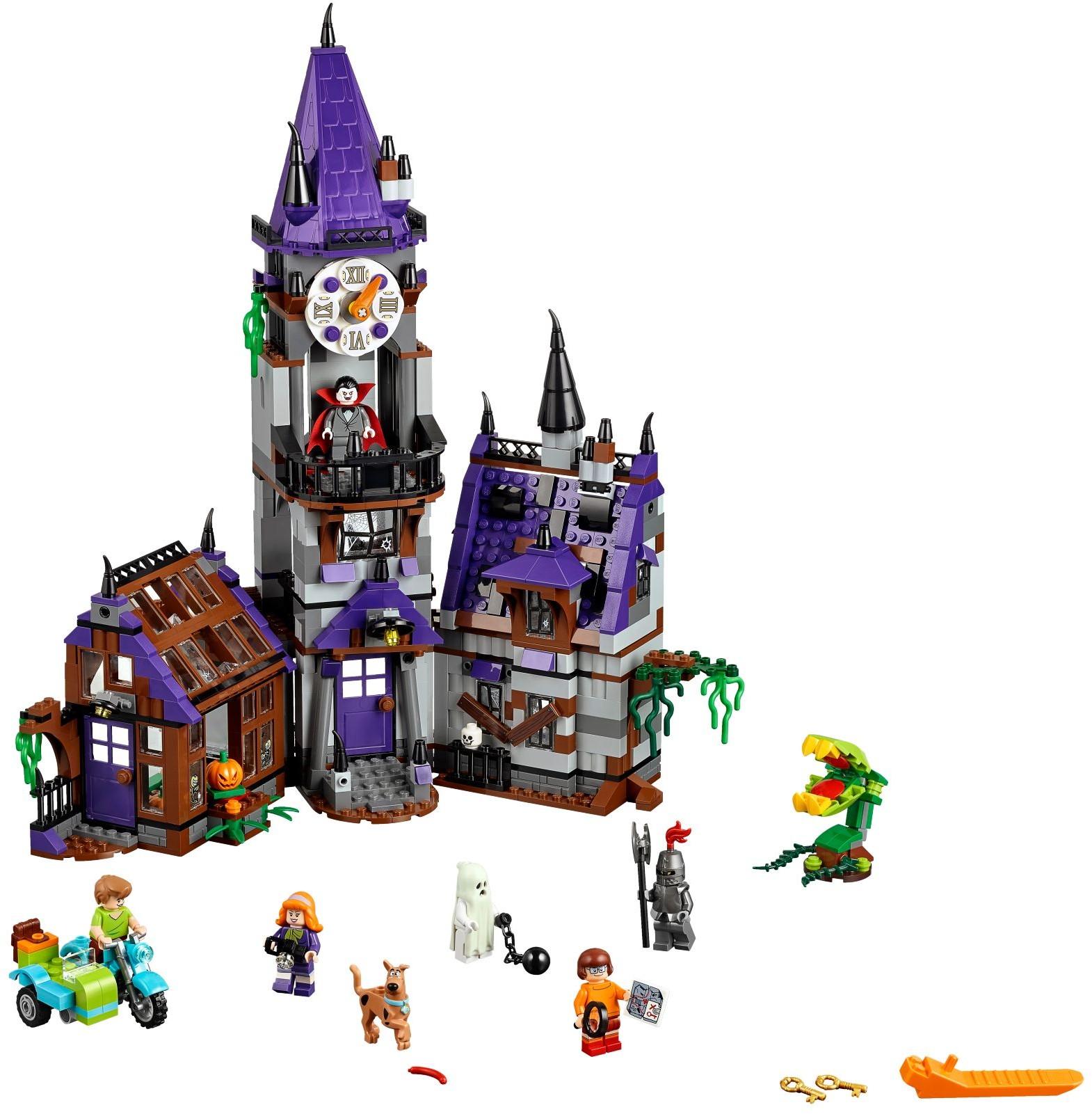 75904 LEGO® Mystery Mansion - Lâu đài bí ẩn