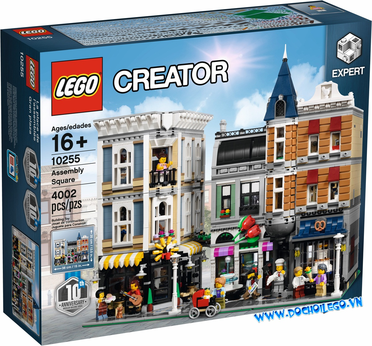 10255 LEGO® Creator Assembly Square