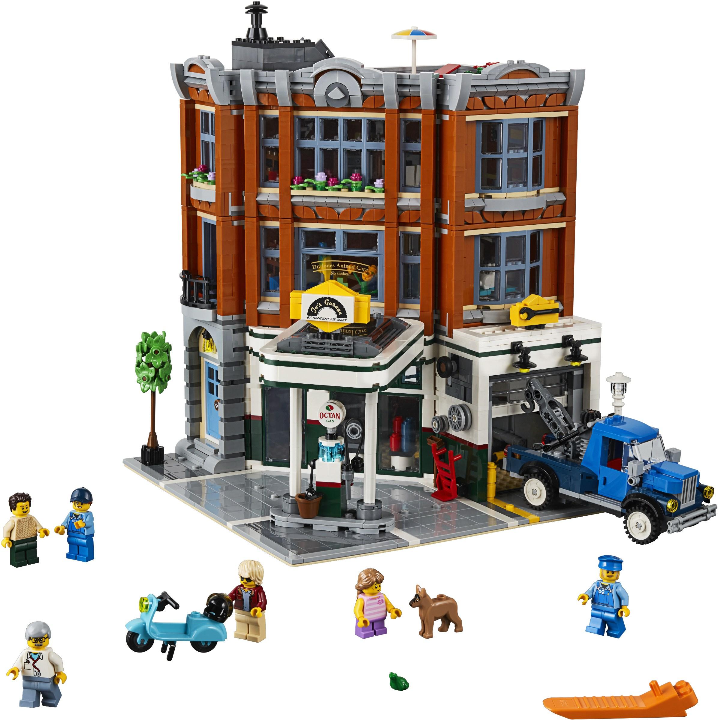 10264 LEGO Creator Expert Corner Garage