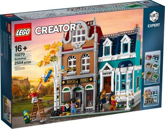 10270 LEGO Creator ExpertBookshop