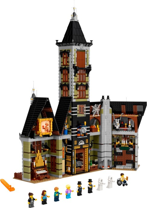 10273 LEGO Creator Expert Haunted House